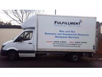 from £15 ✔️MAN AND VAN ✔️DOMESTIC & COMMERCIAL REMOVALS ✔️PACKING & UNPACKING SERVICES