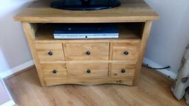 4 piece oak furniture