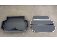 Genuine BMW 1 Series Boot Compartment
