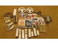 Nintendo Wii big bundle, excellent condition