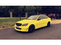 Mercedes c220 cdi c63 replica 2008 alloys body kit exhaust offers welcome