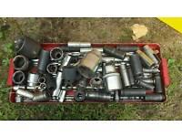 Sockets - Garage tools - Machanics tools