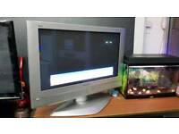 """Panasonic 37""""plasma fully working order with power cable and remote!"""