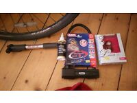 Dawes Discovery male bike plus accessories