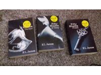 50 shades grey full book collection