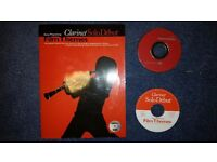 Clarinet solo debut film themes book with CD and an extra cd clarinet basics