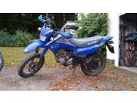 Suzuki DR125SM - SOLD