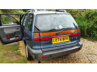 Mitsubishi SPACE WAGON GLXI 7 Seater 1993, Sun Roof, Central Locking, Electric Mirrors and Windows