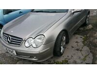 BENZCLK 270CDI,SPORT COUPE,FULL LEATHER AUTOMATIC,MINT RUNNER,PX WELCOM,NEGOTIABLE,GIVE ME AN OFFER?