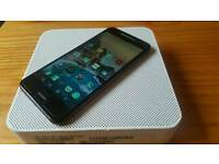 HTC One a 9 factory unlocked in box very good condition deep garnet colour