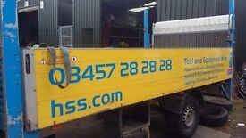 FIXED BODY TO SUIT MERCEDES SPRINTER / CRAFTER / DAILY