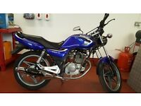 SUZUKI 125 PURE SPORT - LEARNER LEGAL - 1yr MOT & SERVICED
