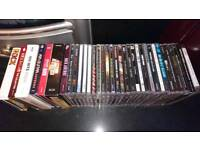 Rock/metal cds
