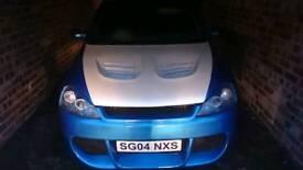 Customised Vauxhall Corsa sri twin port