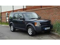 Land Rover Discovery 3 TDV6 (2006/56 Reg) + 7 SEATER + FULL BLACK LEATHER + 1 OWNER + FSH + 4X4 +