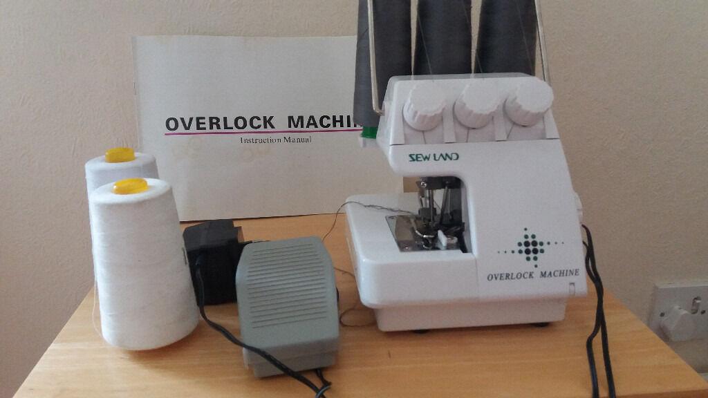 Sewland Overlock Machine In Welwyn Hertfordshire Gumtree