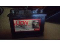 battery r