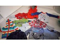 Baby Boy Clothes Bundles (6-9 & 12-18 months various prices)