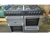 Range Countrychef Cooker