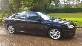 SAAB 9-3 LINEAR SPORT ANNIVERSARY 1.8T AUTO 1 PREVIOUS OWNER, LONG MOT,HISTORY