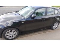 BMW 1 SERIES DIESEL 1995 L HATCHBACK SEMI-AUTO BLACK 2005