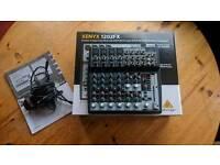 Behringer Xenyx 1202FX mixer