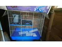 Rabbit Guinea pig ferret rat cage