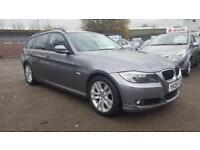 BMW 2.0 320D SE 6 SPEED TOURING / 2009 / FULL LEATHER SEATS