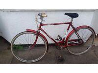 BSA Vintage Gents University Style Bike