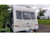 Bailey Unicorn Madrid - 4 Berth Touring Caravan