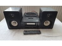 Ministry of Sound Microsystem with iPod Dock / USB