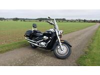 PRICE REDUCED,Suzuki Intruder Vl 800,Fully Loaded,Low milles