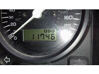 Honda vtr Firestorm