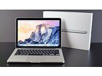 Apple Macbook Pro 13 Retina 2015 Version - Perfect Condition