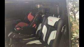 Volkswagen sportline rear kombi seats genuine