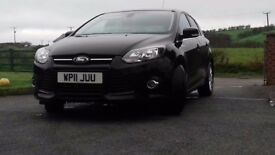 FORD FOCUS 2011, GREAT CONDITION, LOW MILEAGE, MOT'D UNTIL JUNE 2018.