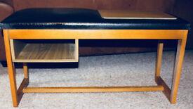 Vintage Retro Telephone seat