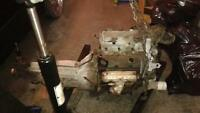 Motor an Tranny for sale