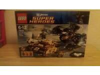 Various lego batman sets