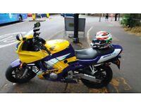 Honda CBR 600 F3 for sale