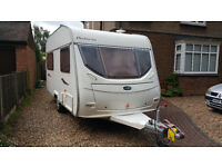 Lunar Chateau 400 4-berth caravan (2006) - THIS HAS NOW BEEN SOLD