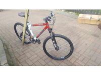 Kona fire mountain bike