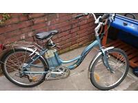 Ucruiser electric bike
