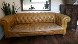 Antique chesterfield