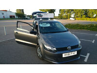 VOLKSWAGEN POLO S 2011 1.2L 60 PETROL METALLIC GREY FSH 2 KEYS- ONLY 13K MILES! LIKE NEW! ONLY £7495