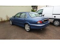 Jaguar, X-TYPE, Saloon, 2001, Manual, 2495 (cc), 4 doors