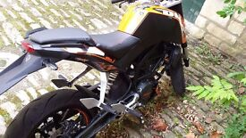 For Sell Ktm 125 Duke . very good bike fast with small changes ...