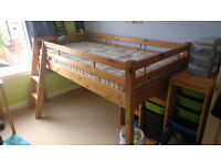 Single Cabin Bed ,originally purchased from John Lewis (mattress not included).