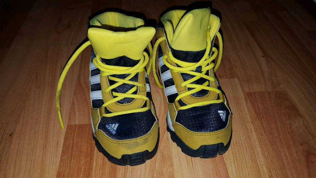 Adidas winter boots for sale UK10