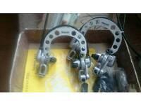 Magura hs33 hydraulic rim brakes boxed
